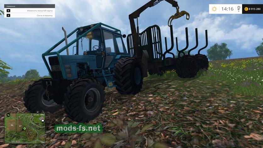 Скачать трактора игра 2015