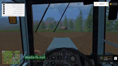 Трактор ХТЗ для Фермер Симулятор