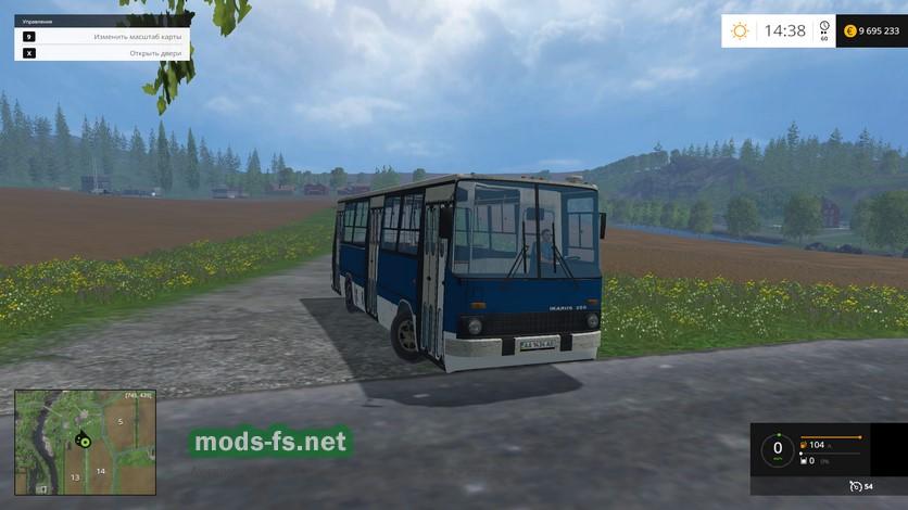 Скачать симулятор автобус икарус