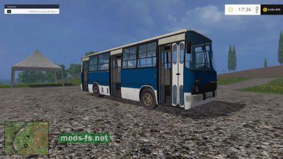 Мод автобуса Икарус-260