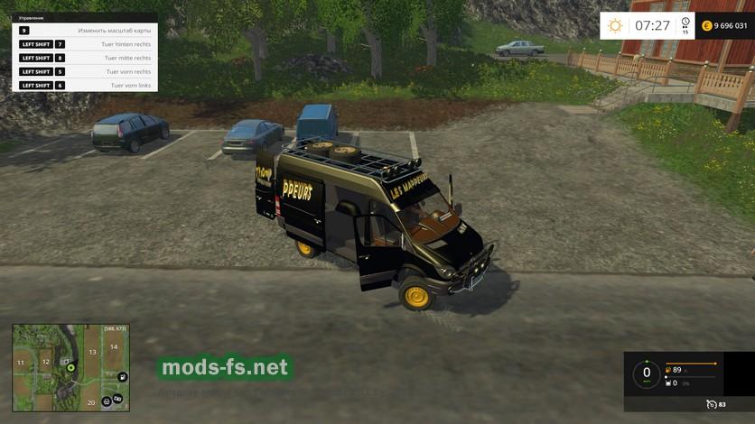 Машины для farming simulator 2015.