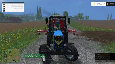 Трактор Беларус для Фермер Симулятор