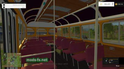 Мод автобуса ПАЗ 672М