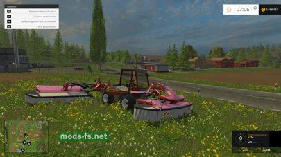 Косилка для травы Reform Metrac G3