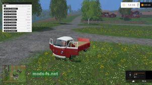 Volkswagen для Фермер Симулятор