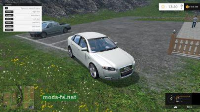 Audi A4 для фермер симулятор