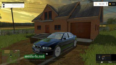 BMW e39 Series 5