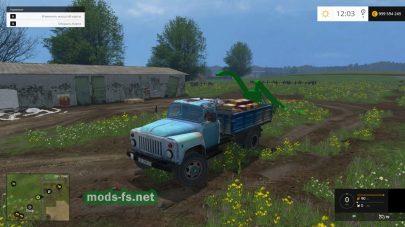 Грузовик ГАЗ-53 для Фермер Симулятор