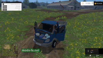 Мод грузовика ГАЗ-3310