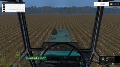 Кабина трактора ЮМЗ