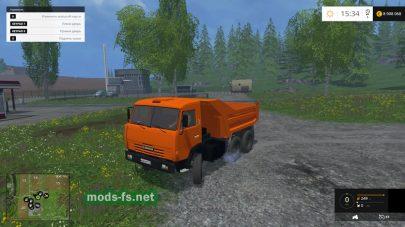 kамаz-55111