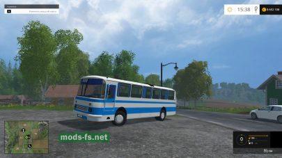 ЛАЗ-965 для Farming Simulator 2015