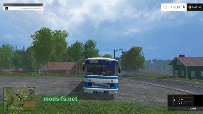 Пассажирский автобус ЛАЗ-965