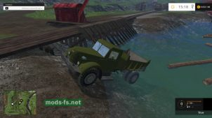 МАЗ для Farming Simulator 2015