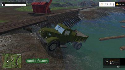 МАЗ для Farming Simulator 2015