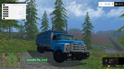 Мод ЗИЛ-133 для FS 2015