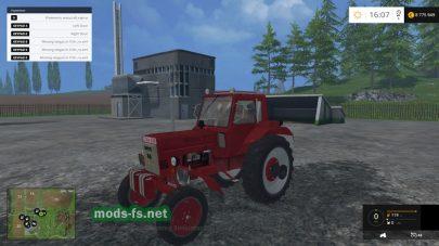МТЗ-80 для FS 2015