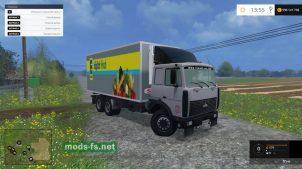 МАЗ для Фермер Симулятор