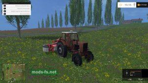 Старый МТЗ-52 для FS 2015