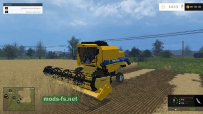 New Holland для FS 2015