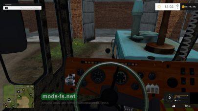Кабина Т-150 КАЗ 300