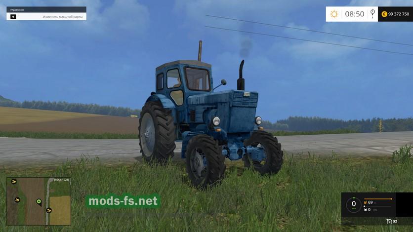 Скачать Моды Для Farming Simulator 2015 Т 40 img-1