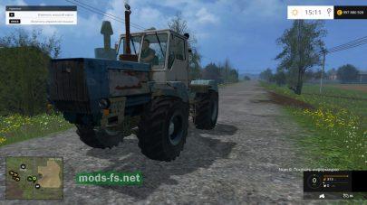Мод Старый Т-150К для FS 2015