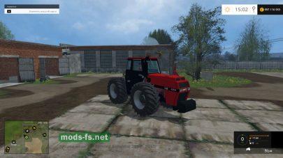 Мод трактора CASE IH 4994 4WD