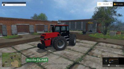 Большой трактор CASE IH 4994 4WD
