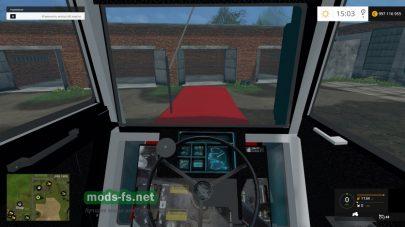 Мод трактора CASE для Farming Simulator 2015