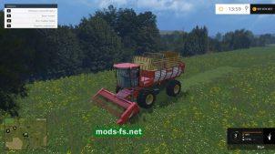 CaseIH Mower для FS 2015