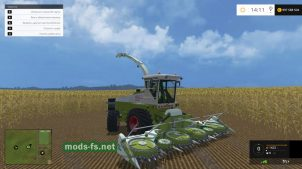 CLAAS JAGUAR 685 комбайн для кукурузы