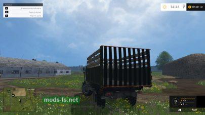 Мод ГАЗ-66 «Шишига»