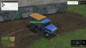 Мод грузовика ГАЗ-САЗ-35071