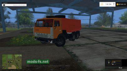 Мод КамАЗ-5511