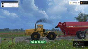 К700 для Фермер Симулятор 2015