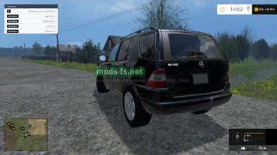 Mercedes ML 430 для FS 2015