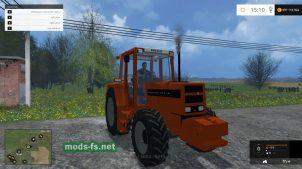Мод трактора Renault-951