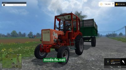 Мод Т-25 для Farming Simulator 2015