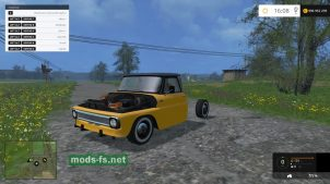 Мод The little Truck для FS 2015