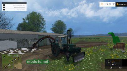 Трактор  ЮМЗ-6Л