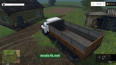 Мод ГАЗ-3309