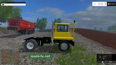 Мод Shunt Truck для FS 2015