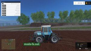 Мод трактора ХТЗ-16331
