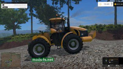 Мод трактора CAT Challenger MT 955C