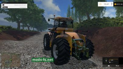 Трактор CAT Challenger для Farming Simulator 2015