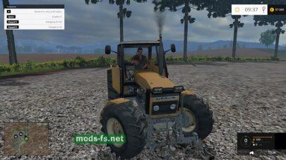 Мод трактора URSUS 1224