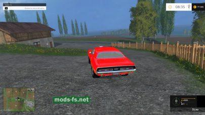Dodge для Фермер Симулятор 2015