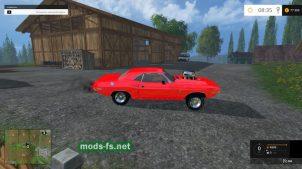 Dodge Challenger 383 Magnum