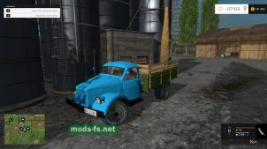 Мод грузовика ГАЗ-51А
